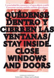 Stay inside close windows and doors