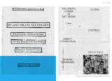 Pliego procedente de Concreta 00, número piloto sobre edición, repetición y copi