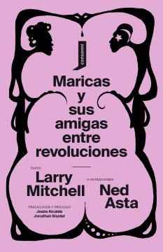Cubierta de Maricas y sus amigas entre revoluciones