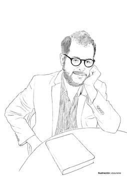 Ilustración - Oriol Fontdevila por Josunene